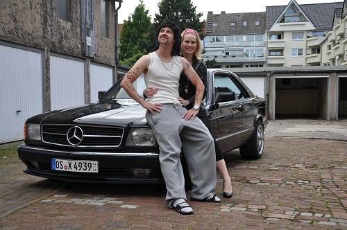 Kalle Grabowski und Manu