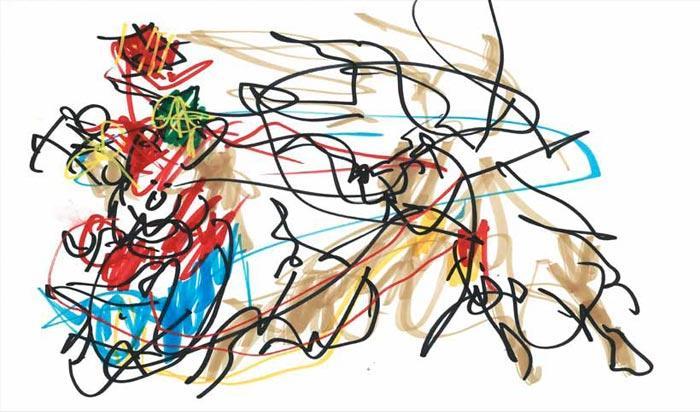 Driftmalerei